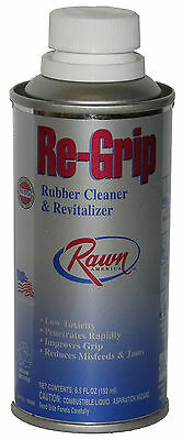 Rawn 10006 Re-Grip Rubber Revitalizer Cleaner Bill Acceptor/Changer Belts Tires