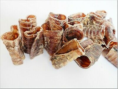 <400g >Dried Beef Trachea Pipe , treats, chews, snacks, natural raw dog food
