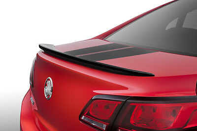 New Genuine Holden Commodore VF Sedan Phantom Black Lip Spoiler Rear Accessory