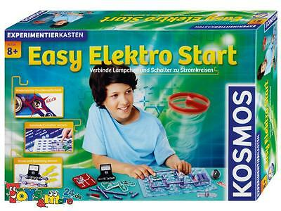 Kosmos Verlag 620516 Easy Elektro Start