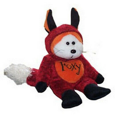 "Skansen  Beanie Kid ""foxy"" The Fox Bear Mwmt"