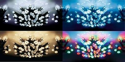 BATTERY Operated CHRISTMAS Led LIGHTS for INDOOR/OUTDOOR Use with TIMER Function