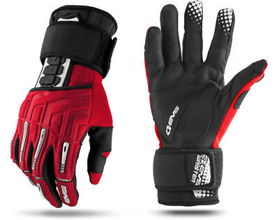 EVS Wrister Wrist Support MX / Off Road Gloves - RED _GLWRD