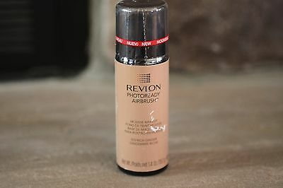 REVLON Photoready Airbrush Effect Mousse Spray Foundation-009 Rich Ginger Riche