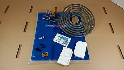 "New Replacement WB30X341 GE 8"" Surface Burner Element Kit Oven Range"