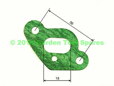 New Carburettor Gasket Fits Various 33Cc Strimmer Hedge Trimmer Brush Cutter
