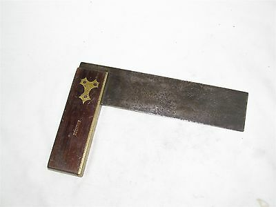 """Stanley No 2, 7-1/2"""" bladeTry square (31618)"""
