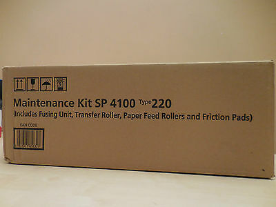 Ricoh 406643 Maintenance Kit ,Service-Kit SP 4100 Type 220