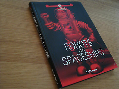 Robots and Spaceships (Taschen Icons)