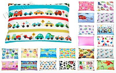 new baby/toddler/kid boy/girl 100% cotton pillowcase size 40 x 60 cm patterned
