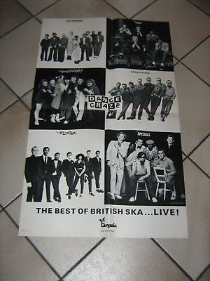 Dance Craze,The Best of British Ska,beat,madness,SELECTER,Specials,Bad Manners,