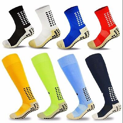 TOCKSOX Pro Soccer Socks Anti Slip Cotton Football Socks Team Sports Socks