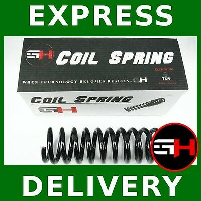 2 x Coil Springs (Pair) Mercedes 190 W201 REAR *NEW* REINFORCED HEAVY DUTY PARTS