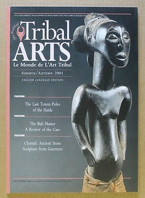 The World of Tribal Arts Summer/Autumn 2001