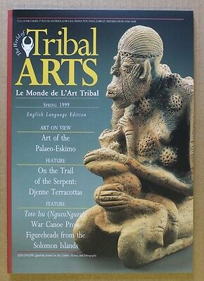 The World of Tribal Arts Spring 1999