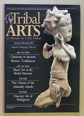 The World of Tribal Arts Autumn/Winter 1998