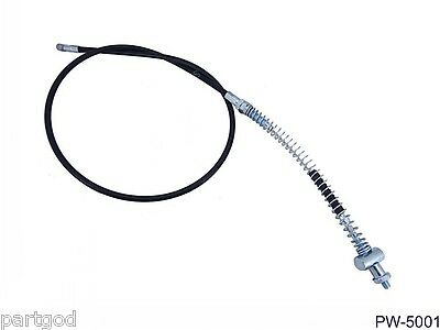 REAR Drum BRAKE CABLE ASSEMBLY for YAMAHA PW50 PW 50  Pit Bike