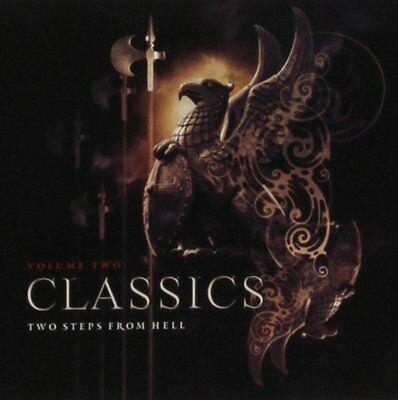 TWO STEPS FROM HELL - CLASSICS 2 (CD) Sealed