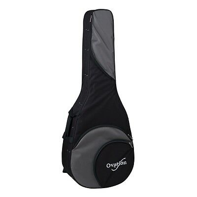 New Ovation 8317 Zero Gravity Shallow Bowl Acoustic Guitar Case + Free Shipping