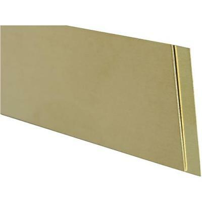 K & S Engineering .093X1/2X12 Brass Strip 8226 Unit: EACH