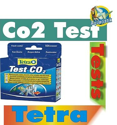 Test de l'eau Tetra CO2 Test