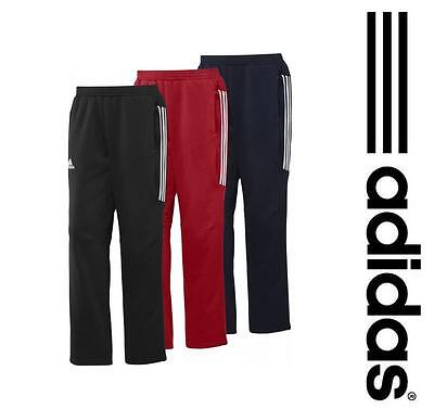 New Adidas T12 Mens Climalite Multi Colour Pants Trousers