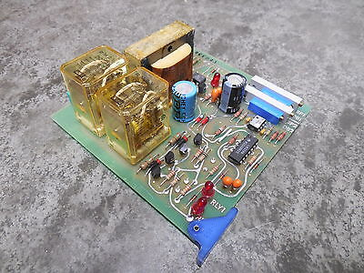USED Acromag 1018-163H Power Relay Board