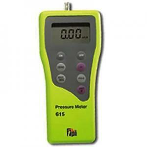 TPI 615 Digital Single Input Handheld Manometer