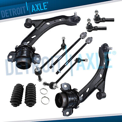 Brand New 10pc Complete Front Suspension Kit for 2005 - 2009 Ford Mustang