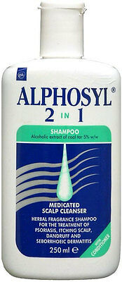 Alphosyl 2 in 1 Shampoo (250ml)