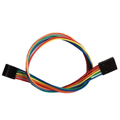 10pcs 5pin 20cm 2.54mm Female to Female jumper wire Dupont cable for Arduino