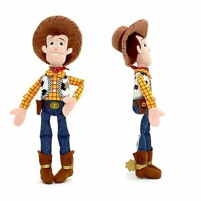 New Official Disney Toy Story 30cm Woody Soft Plush Toy