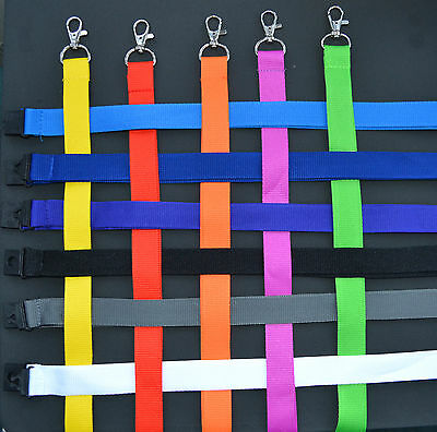 Cheapest Personalised Key Holder Lanyard Custom Text Pass I D Holder Cheap Value