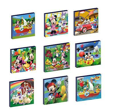 Mickey Mouse Clubhouse Canvas Picture- You Choose