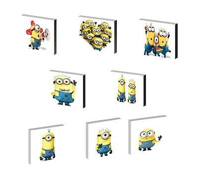 Minions Canvas Picture- You Choose