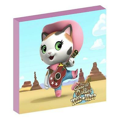SHERIFF CALLIE b CANVAS PICTURE