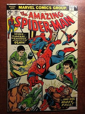 The Amazing Spider-Man #140, VF (1975)
