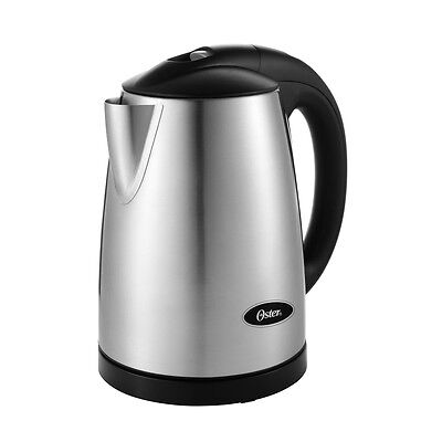 Oster 1.7L Variable Temperature Kettle, Stainless Steel BVSTKT5967-033