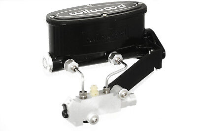 Wilwood Master Cylinder and Disc/Disc Proportioning Valve with Bracket & Lines