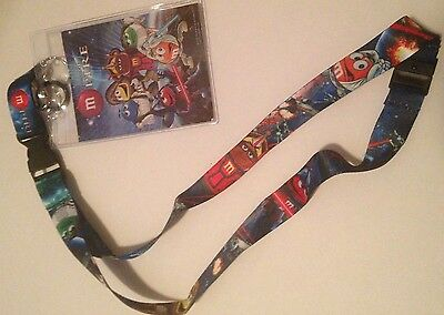 M & M Mpire Character Lanyard with Badge ID Pouch Star Wars  M&M