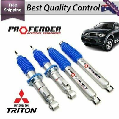 0-2 inch lift Mitsubishi L200 ML MN Triton 05 up Profender STRUTS SHOCK ABSORBER