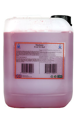 Mayhems X1 Pre Mixed Water Cooling Liquid Coolant Red Fluid 5 Litres