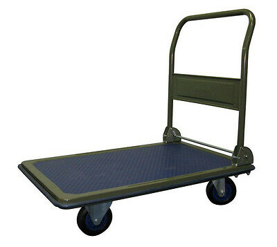 Olympia Heavy Duty 600 LB Folding Platform Hand Cart Truck Moving Utility Dolly