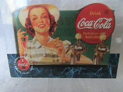Coca Cola 1995  Coca Cola & Sprint Collectible Phone Card Cels Premier Edition