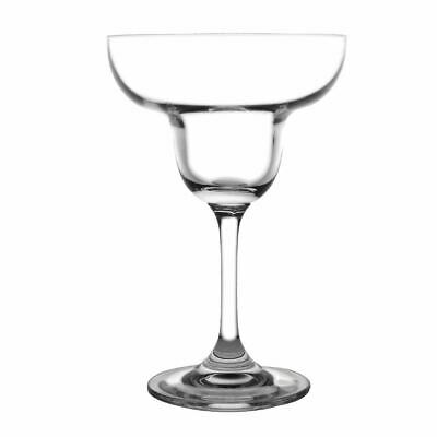 Pack of 6 Olympia Bar Collection Crystal Margarita Glasses 250ml Crystal