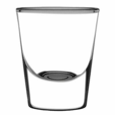 Pack of 12 Olympia American Shot Glasses 30ml | Restaurant Bar Glassware