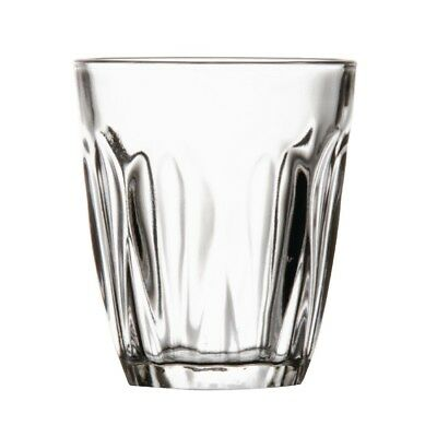 Olympia Juice Tumblers 200ml - Pack of 12 | Glassware Toughened Glass Glasses