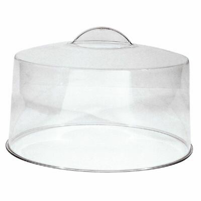 Cake Display Cover Acrylic Dome