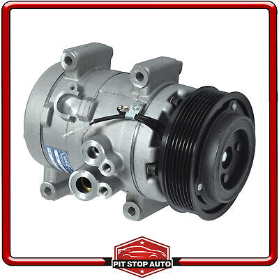New CO 10835C ( 8832004060 ) 05-12 Toyota Tacoma UAC A/C Compressor and Clutch