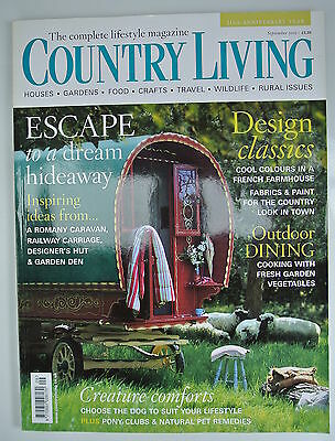 Country Living Magazine. September, 2005. Issue No. 237. Escape a dream hideaway